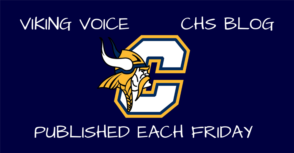 Link to the CHS Blog, Viking Voice
