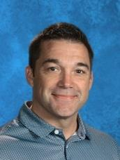 Picture of Mr. Outman, Principal